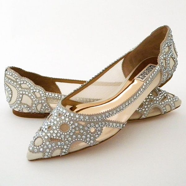 22 Pairs of Reception-Ready Wedding Flats So You Can Par-tay!