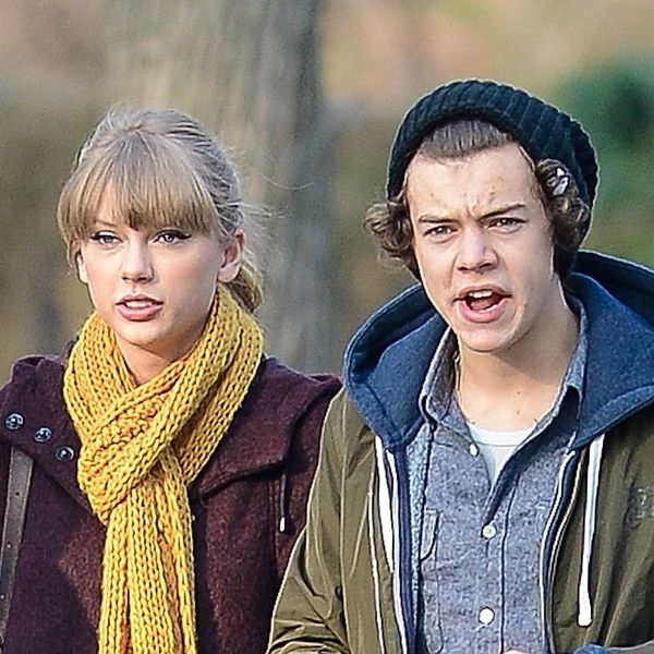 Harry Styles Threw the Most Memorable Twitter Shade of 2016 at Taylor Swift