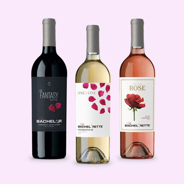 Bachelor-Themed Wines Are Here to Hold You Over Until the New Season Starts