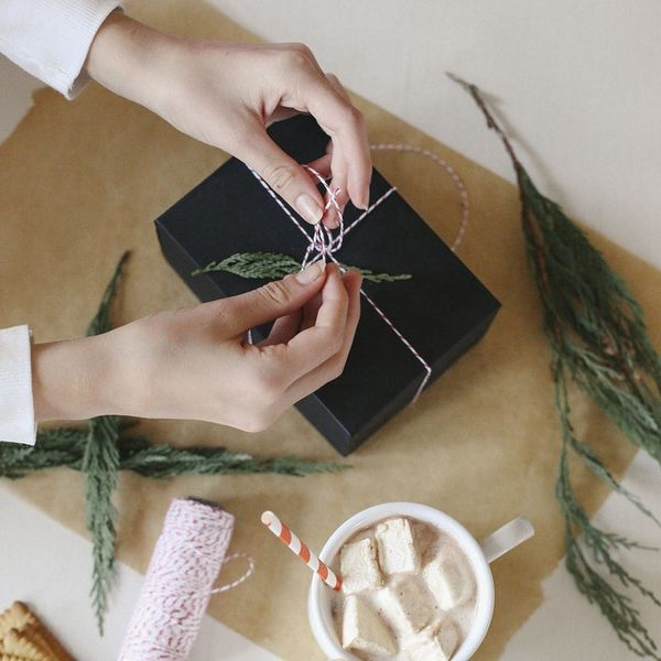We Highly Recommend Mastering This Japanese Gift Wrapping Hack Before Christmas