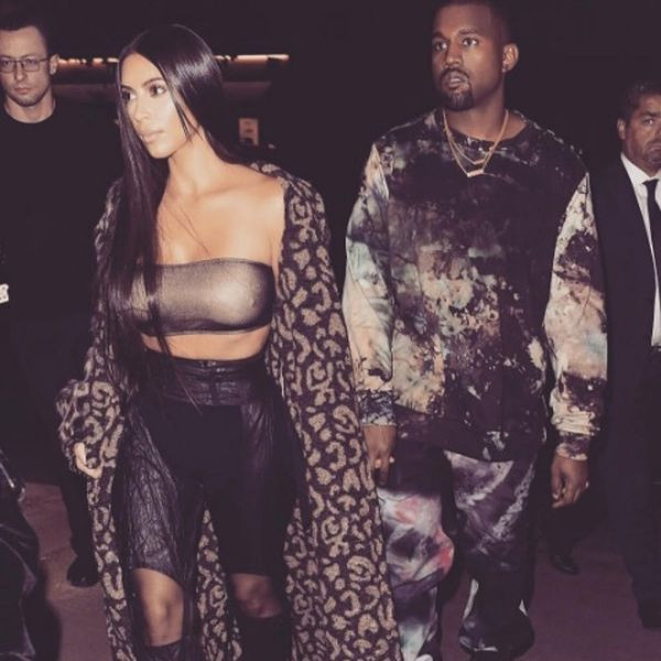 Kim K and Kanye Are Taking the Rest of the Year Off