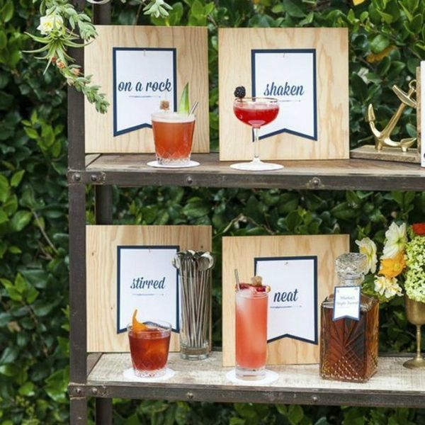 The Ultimate Wedding Cocktail Hour Checklist