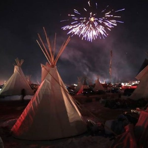 See How Twitter Is Reacting to the Shocking #NoDAPL Decision