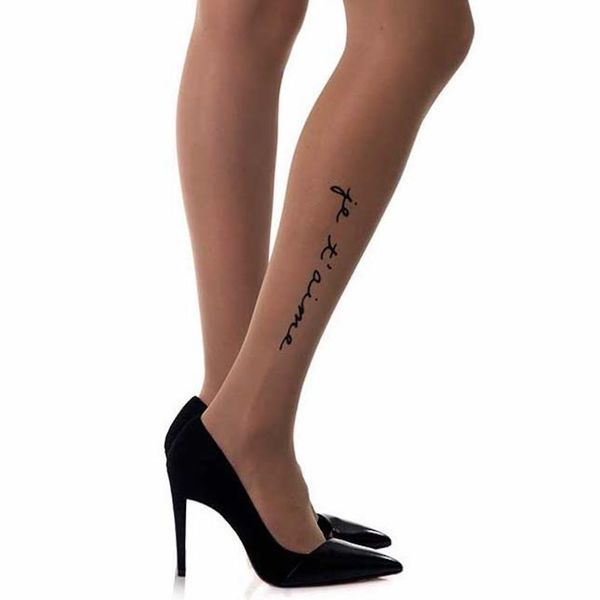 15 Tattooed Tights Perfect for Commitment-Phobes