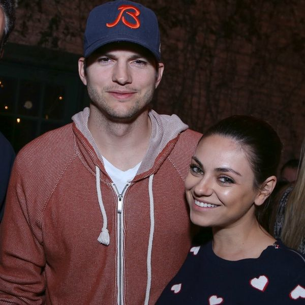 Mila Kunis Shot Down Ashton Kutcher's First Baby Name Pick in Favor of This One