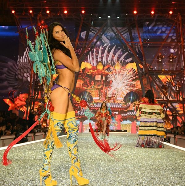 Victoria's Secret Is Getting Called Out Over Accusations of Cultural Appropriation