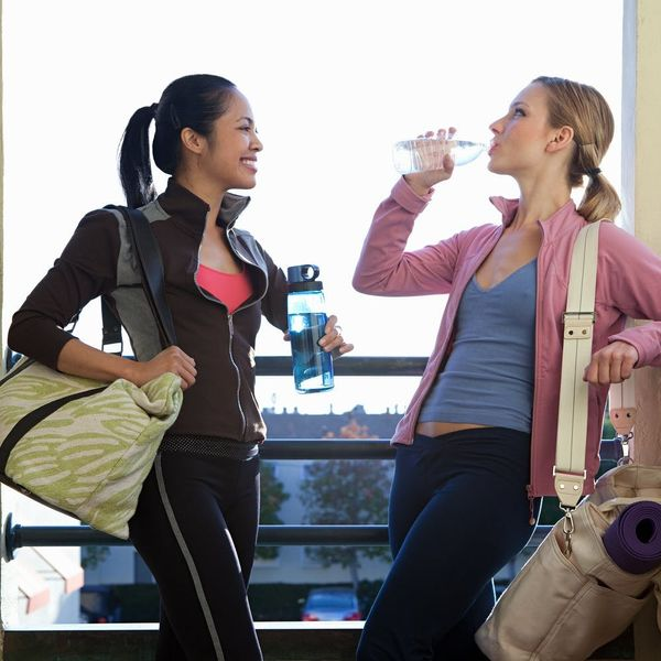 8 Fitness Pros on What They Always Keep in Their Gym Bag
