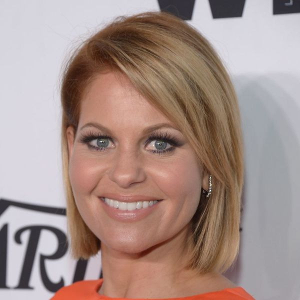 Candace Cameron Bure's Throwback Prom Pic Proves She Had the Best Date Ever