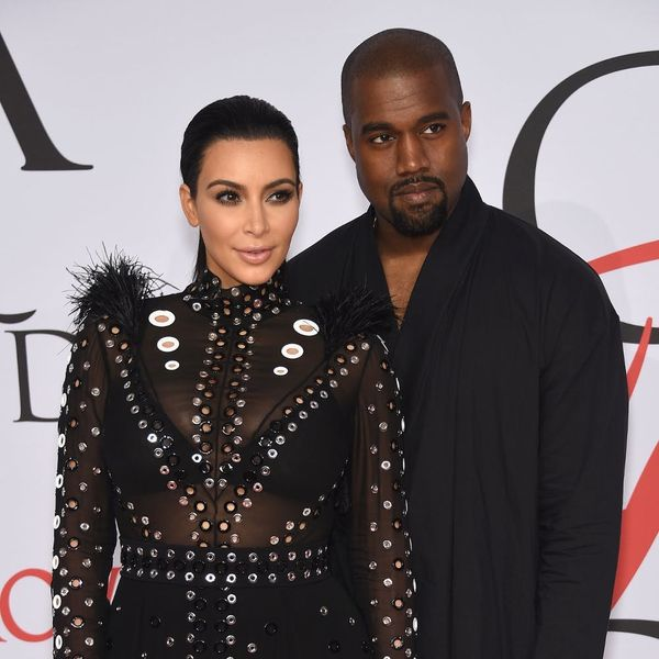 Kim Kardashian and Kanye West Are Reportedly Not Living Together Right Now