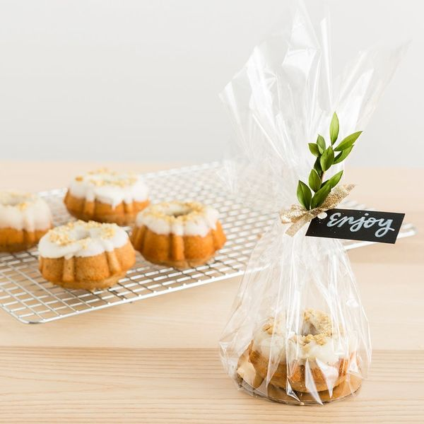These Maple Bourbon Walnut Mini Bundt Cakes Are the Perfect Homemade Gift for Everyone on Your List