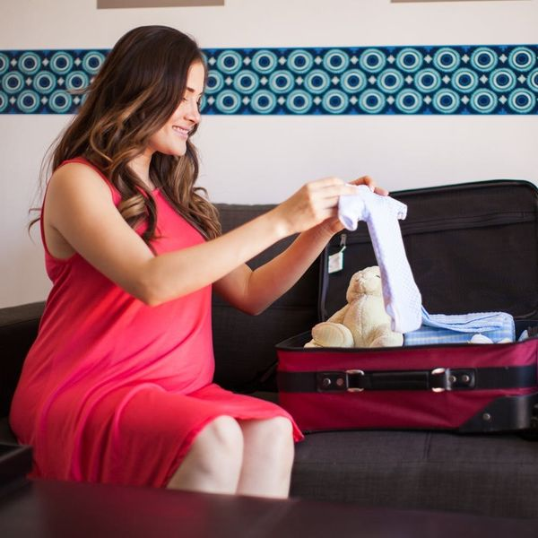 7 Essentials to Pack for Your Baby-Day Hospital Bag