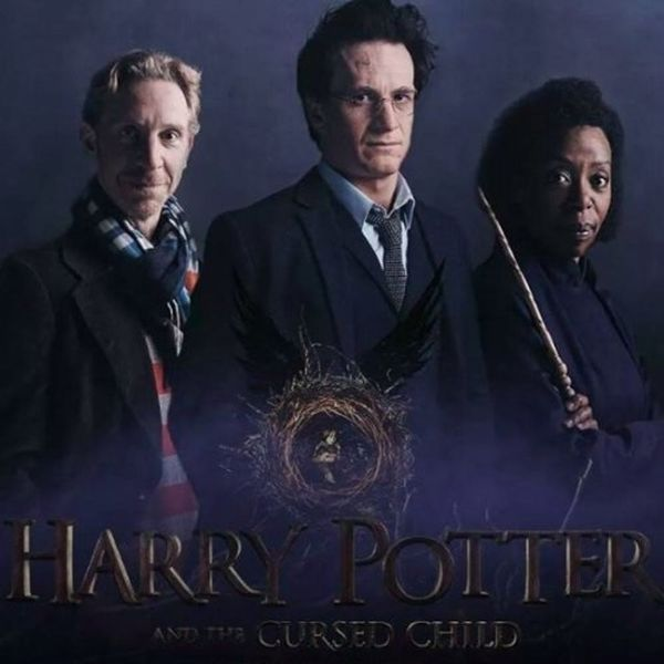 Harry Potter and the Cursed Child Is Coming to Broadway