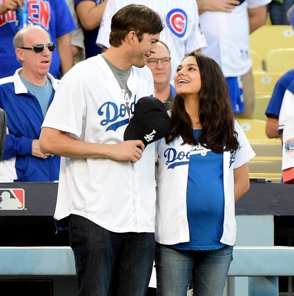 Mila Kunis Just Welcomed Baby Number Two!