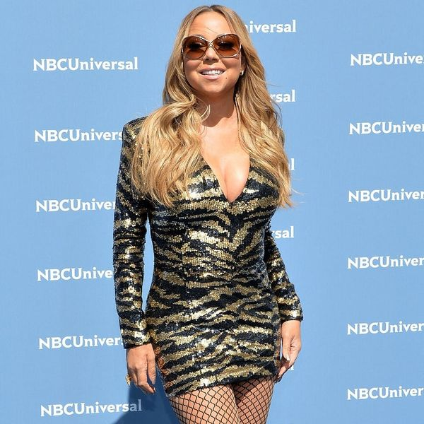 Mariah Carey Only Eats Two Foods, and Neither of Them Is Kale