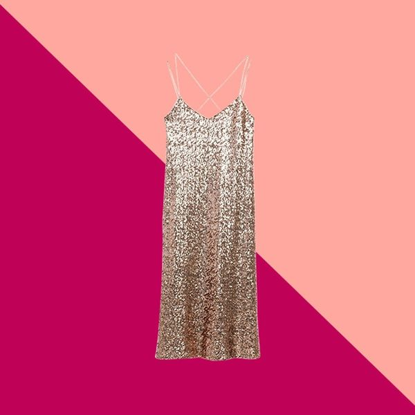 How to Wear 1 Holiday Dress 4 Ways (Because You're Busy Like That)