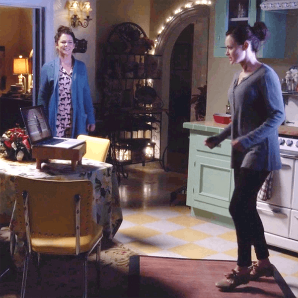 Why You Should Actually Copy Rory Gilmore's Tap Dancing Therapy