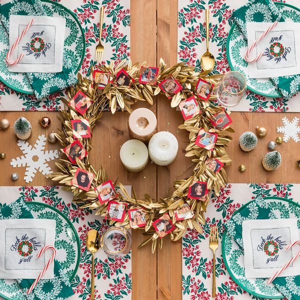 """How to Make Your Own """"Wreath Witherspoon"""" for the Holidays"""