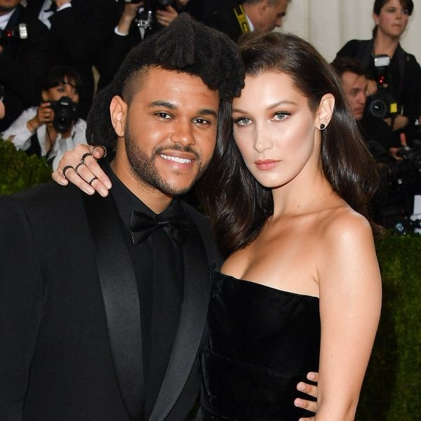Bella Hadid Had Something to Say About The Weeknd and It Will Melt Your Heart