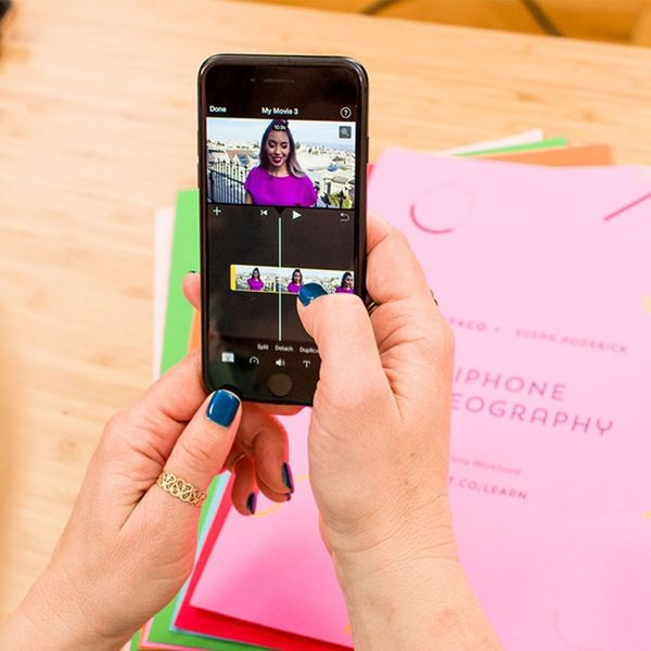 Shoot + Edit Video On Your Phone In Ways That Go WAY Beyond Snapchat