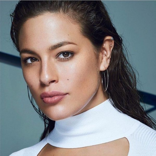 Ashley Graham's First Vogue Cover Is Not What We Expected