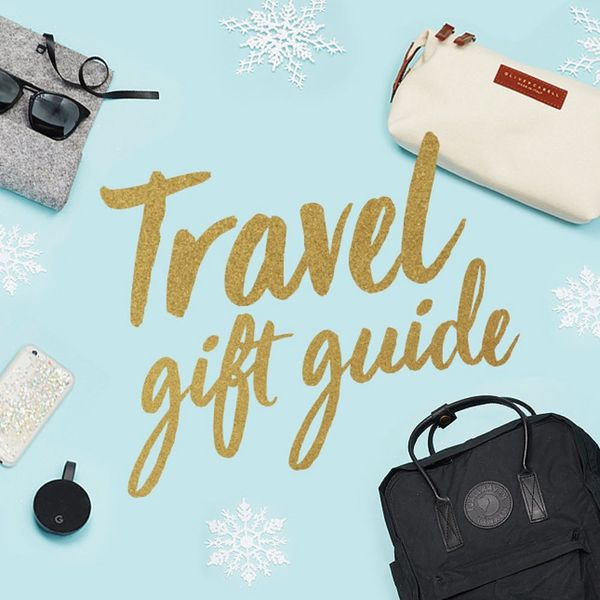 Your One-Stop Holiday Gift Guide for Every Traveler in Your Life