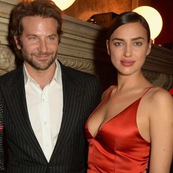 Bradley Cooper's Model GF Just Revealed She's Expecting