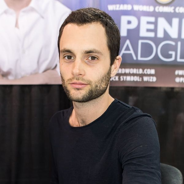 Gossip Girl's Penn Badgley Just Debuted a Totally New Look