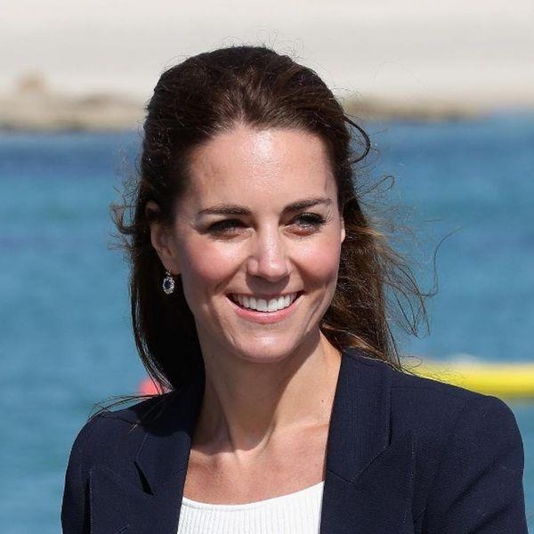 You May Share Kate Middleton's Secret Hobby