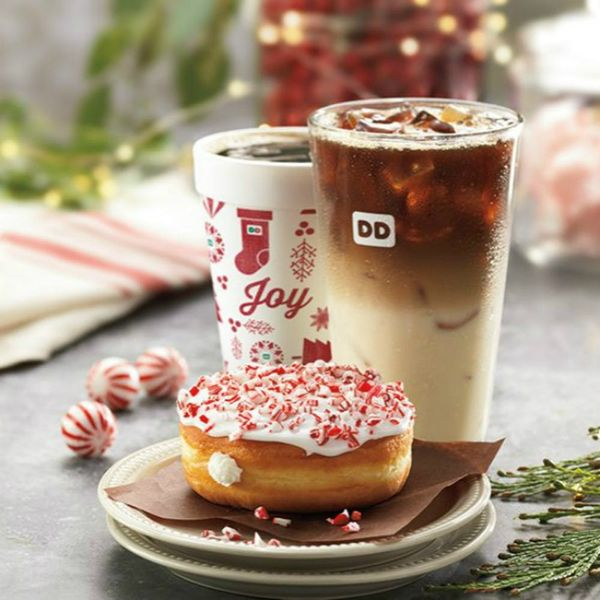 8 Fast Food Holiday Treats You Won't Want to Miss Out On