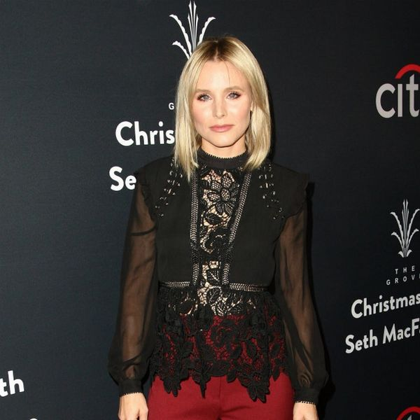 Kristen Bell's Holiday Charity Work Will Inspire You to Be Your Best Self
