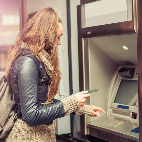 WTF: Science Says ATMs Can Give You STDs