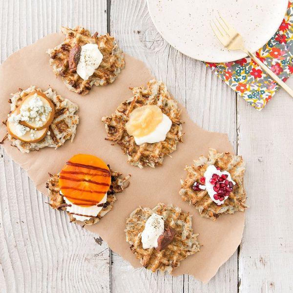 5 Ways to Top Your Latkes (Plus a Potato Pancake Hack!)