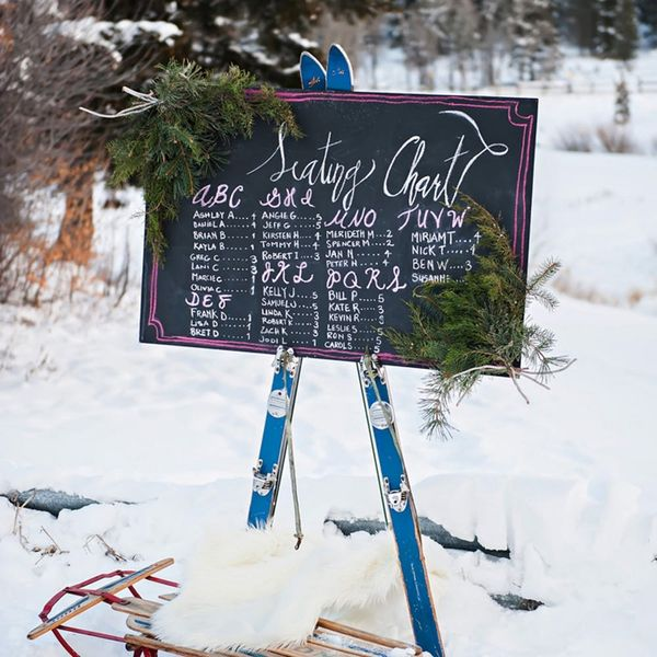 24 Cozy-Chic Ideas to Create the Après Ski Wedding of Your Dreams