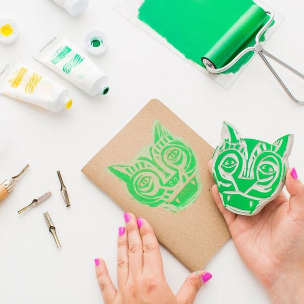 How to Make Custom Cards, Wrapping Paper + More for Under $20!