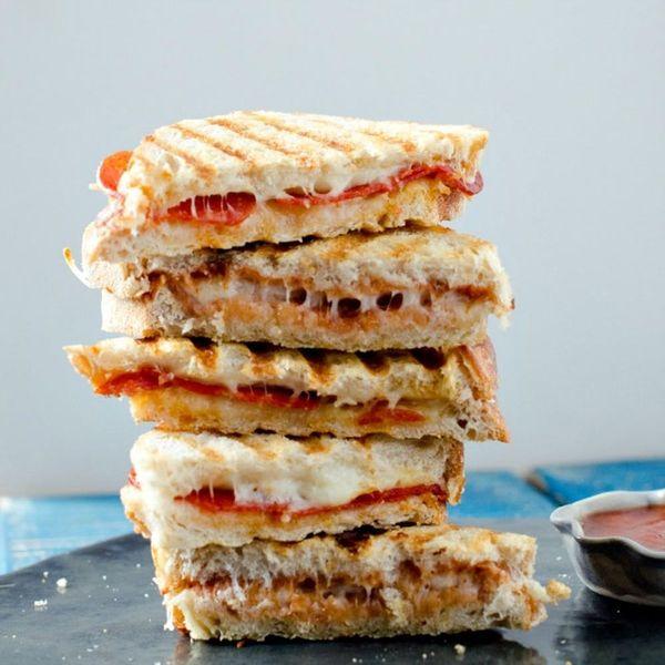14 Melty Panini for When a Regular Ol' Sandwich Won't Do