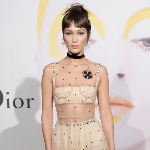 Whoa: You NEED to See Bella Hadid As a Blonde