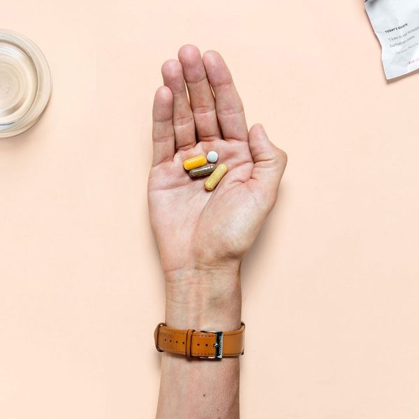 This New Brand Is Like Birchbox for Vitamins