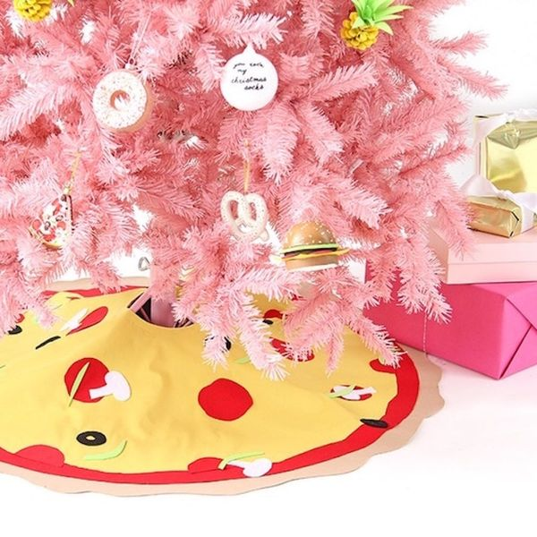 18 Christmas Tree Skirts to Dress Up Your Holiday Decor