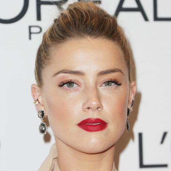 Amber Heard Wants to Help Victims of Domestic Violence Find Their Voice With This New PSA