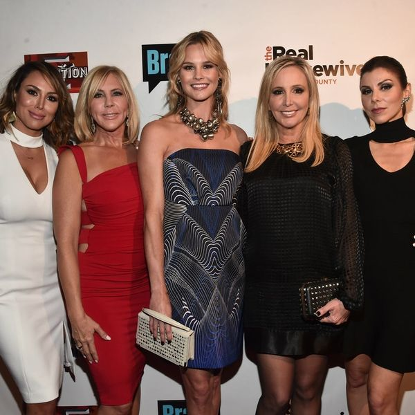This Real Housewives Star Just Welcomed a Baby Girl to the World With the Perfect Winter Name