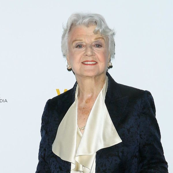 This Is How Angela Lansbury (AKA Mrs. Potts) *Really* Feels About the Beauty and Beast Remake