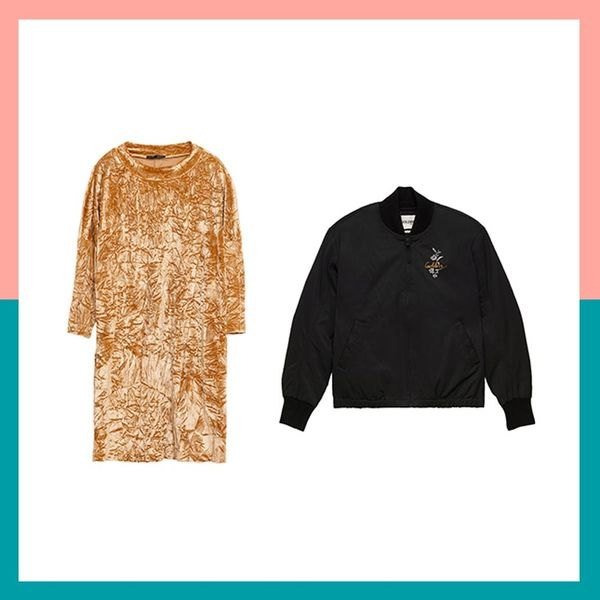 11 Party Dress and Coat Pairings That Will Stun All Season Long