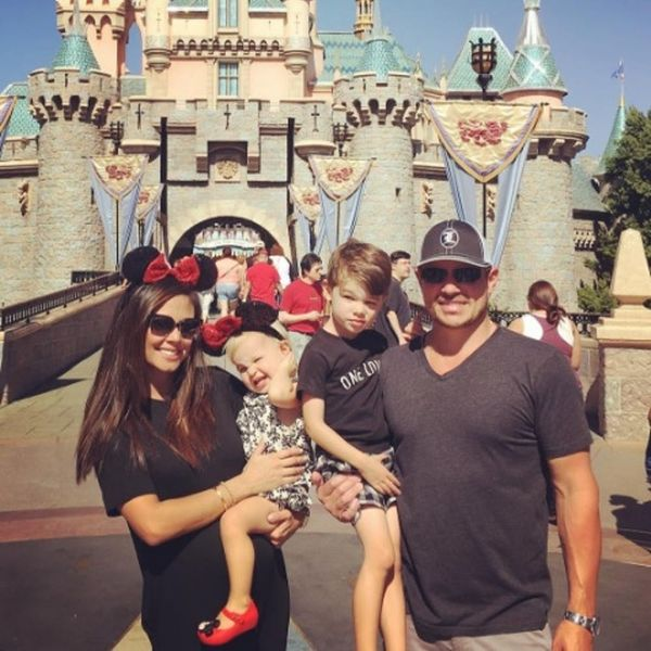 Pregnant Vanessa Lachey Welcomed Nick Home With a Sweet Gender Reveal