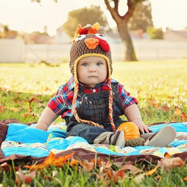 12 Thanksgiving Baby Names You'll Be Grateful For