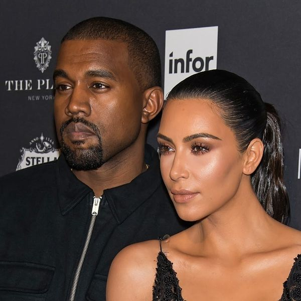 Here Are Kim Kardashian's Whereabouts During Kanye's Hospitalization