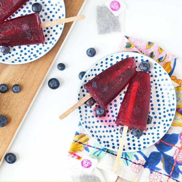 These Red Wine Hibiscus Popsicles Are the Perfect Boozy Winter Treat