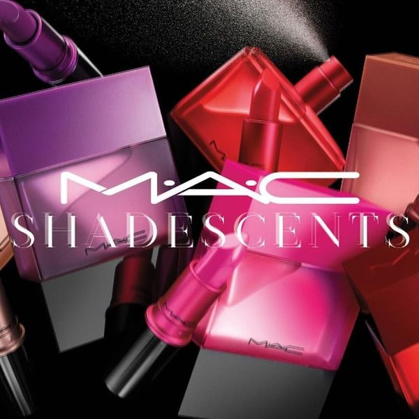 #MACShadescents Is Turning Your Fave MAC Lipsticks into Perfume