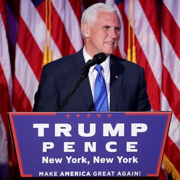 Find Out Why Planned Parenthood Is Getting Donations from Mike Pence