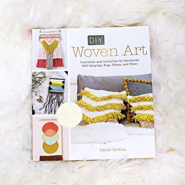 This Book Will Help You Step Up Your Woven Wall Art Game This Winter