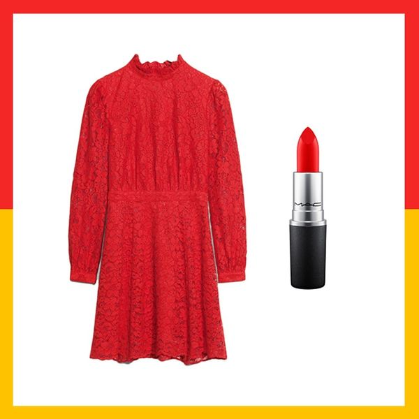 The Definitive Guide to Pairing Your Holiday Party Dress With the Perfect Lipstick